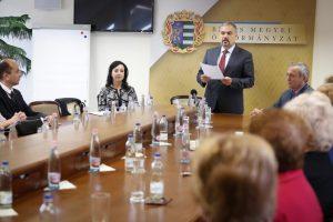 Új ülnököket neveztek ki Békés megyében