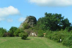 Bagolyaskő vár  Salgótarján