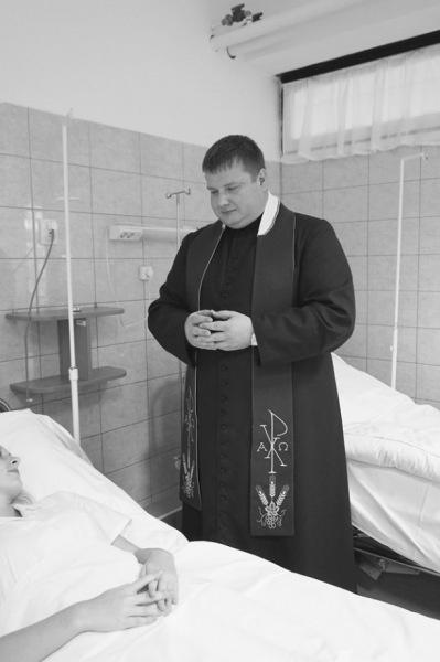 Elhunyt Takács András zalaegerszegi kórházlelkész