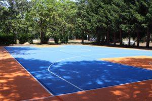 Jó ütemben halad Szombathelyen a Sportliget megújítása