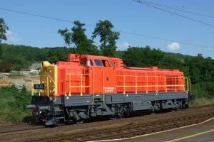 Púpos mozdony M40 408 203