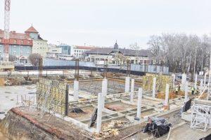 A tisztán állami támogatással készülő sportcentrum 7,1 milliárd forintba kerül
