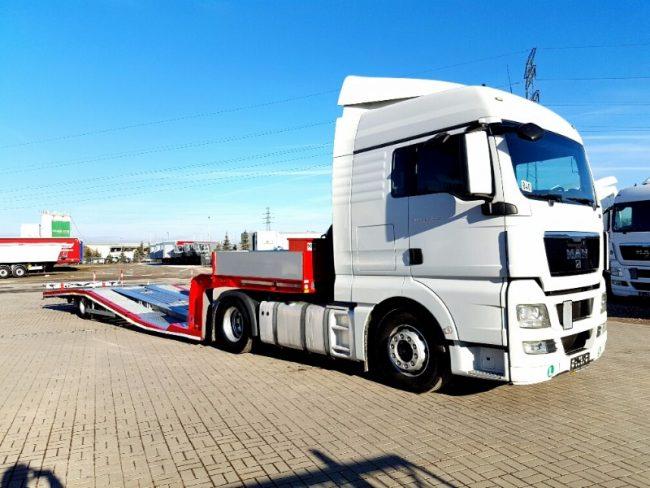 kamion mentés