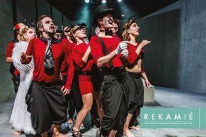Rekamié kamaraszínházi fesztivál