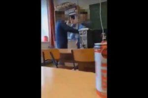 Tanárára támadt egy középiskolás diák Nagykátán
