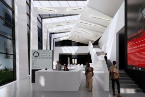 A 250 éves egykori rendház ma a Szent István Király Múzeumnak ad otthont