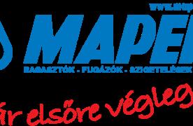 Továbbra is biztosítja az építőanyag-ellátást a Mapei