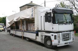 A közúti áruszállítást továbbra is biztosítani kell