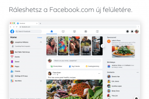Így néz majd ki az új Facebook