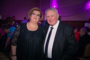 Tát Margit és támogatója, Kovács József parlamenti képviselőFotó: Tát Margit/Facebook.com