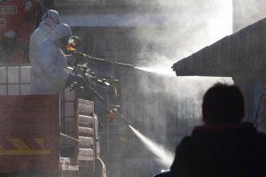 Kigyulladt egy lélegeztető gép Oroszországban – Öten meghaltak