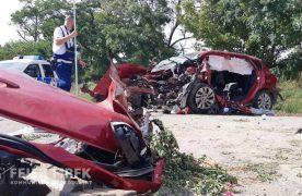 Halálos baleset Lovasberény térségében