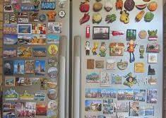 A legnagyobb baj a hűtőmágnesekkel van