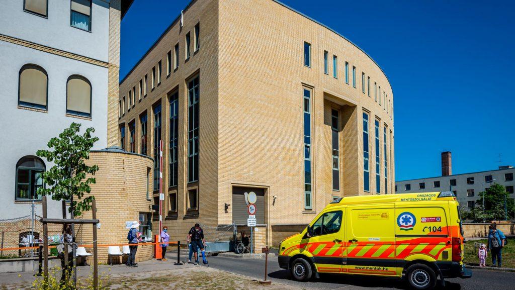 Lemondta a Sürgősségi ellátást (SBO) az Uzsoki kórház