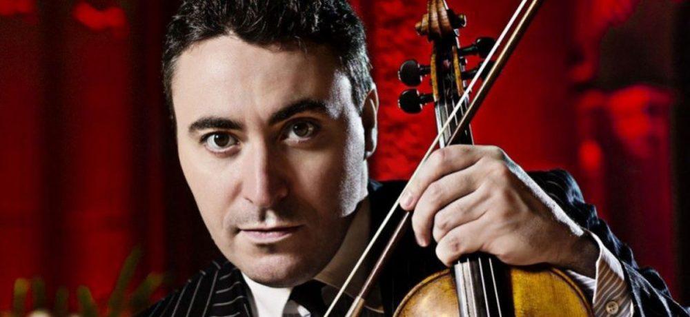 Maxim Vengerov közreműködésével ad koncertet a MÁV Szimfonikus Zenekar Pécsen