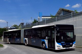 Új csuklós és szóló autóbuszok álltak forgalomba Csongrád-Csanád megyében